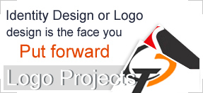 Identity projects is about the logos we have Designed
