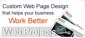 Web projects include web sites we have done for our clients