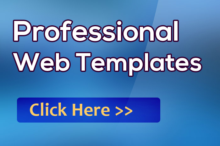 Professional Web Design Templates